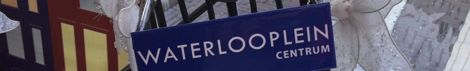 waterlooplein-straatnaambord