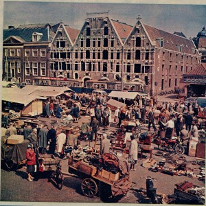 Waterlooplein  1960  c.f