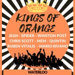 King's day 2017 – Waterlooplein