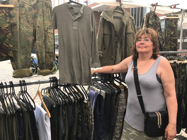 Army clothes